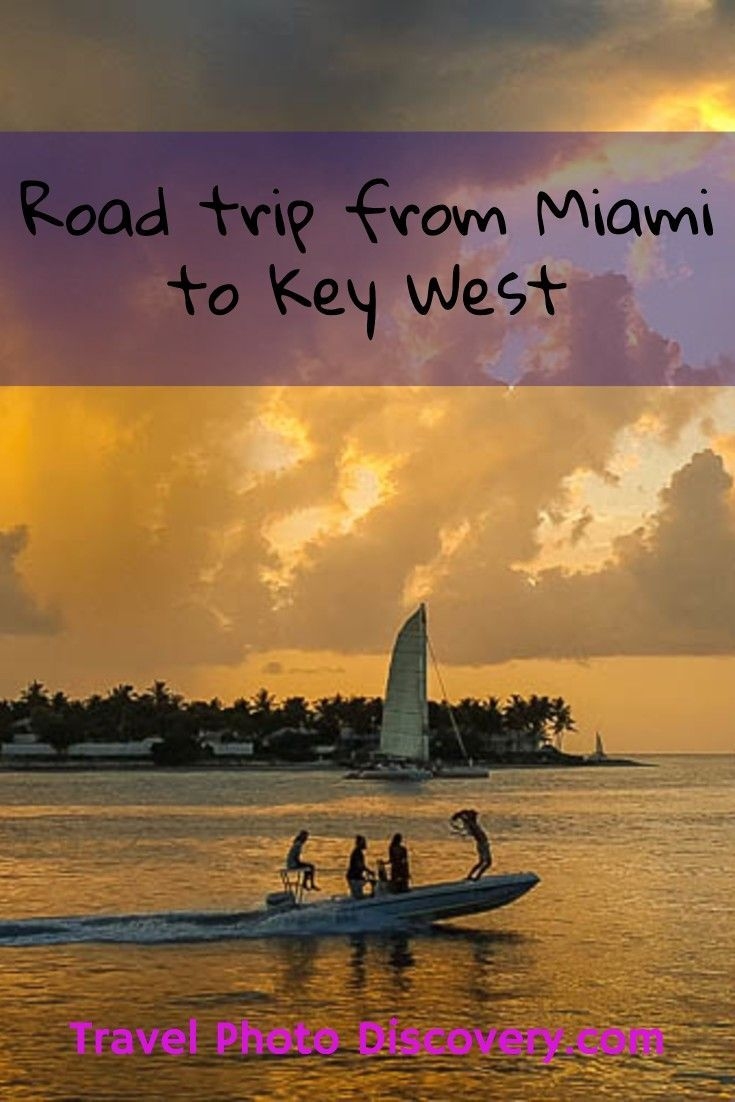 Road trip from Miami to Key West - highlights of a taking a road trip in the Florida Keys with stops to key attractions, landmarks, dining, hotel and other things to do and see in each island all the way to Key West. Check out the post, images and details below. http://travelphotodiscovery.com/miami-to-key-west-road-trip/  If you enjoyed the post, please repin.