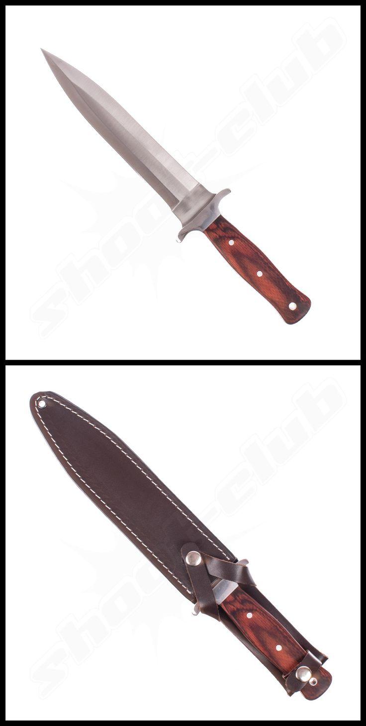 Jagd- und Outdoor Messer Boar Hunter Pakka    - weitere Informationen und Produkte findet Ihr auf www.shoot-club.de -    #shootclub #knife #knifecommunity #outdoor