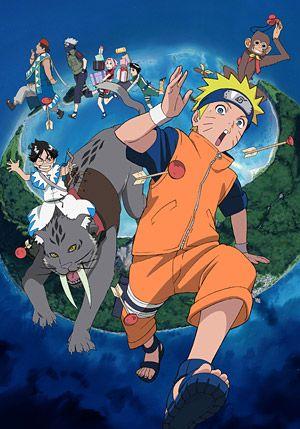 Info Naruto Movie 3: Dai Koufun! Mikazukijima no Animal Panic Datte ba yo!