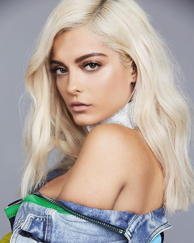 "Another famous Albanian singer is Bebe Rexha. She became famous with the songs ""Me, Myself & I"", ""I Got You"", ""In The Name of Love"", ""No Broken Hearts"", etc."