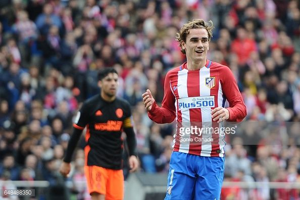 Griezmann Transfer Update