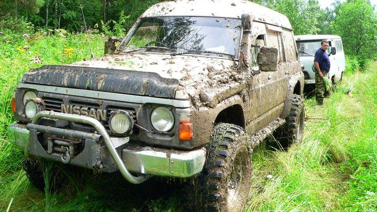Nissan Safari Expedition raider