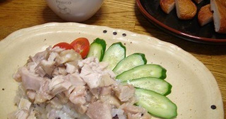 本格タイ料理が、炊飯器一つで簡単に出来ちゃいます!簡単なので是非チャレンジしてみてね(´▽`)/