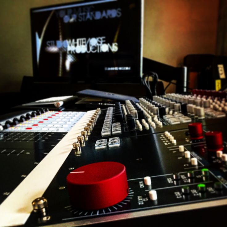 neve console master section - Google Search