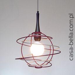 Lampa wisząca Gran Garabato od hiszpańskiego producenta enPieza