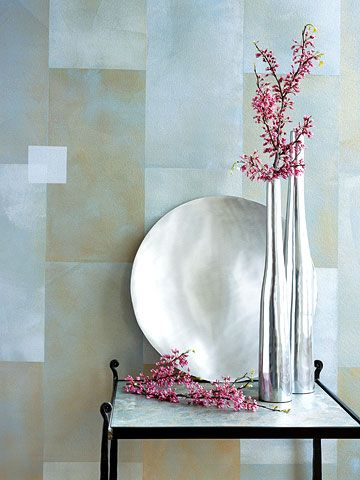Paint That Looks Like Wallpaper 471 best murals & finishes images on pinterest | wall murals, faux