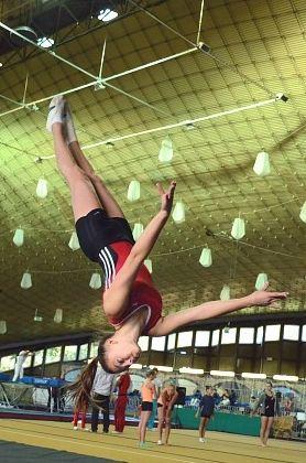 Kamila Kędzior - Krakowska Akrobatka Sportowa. Projekt dowodzi, że polak potrafi! Finansowanie społecznościowe! #crowdfunding #crowdfundingpl
