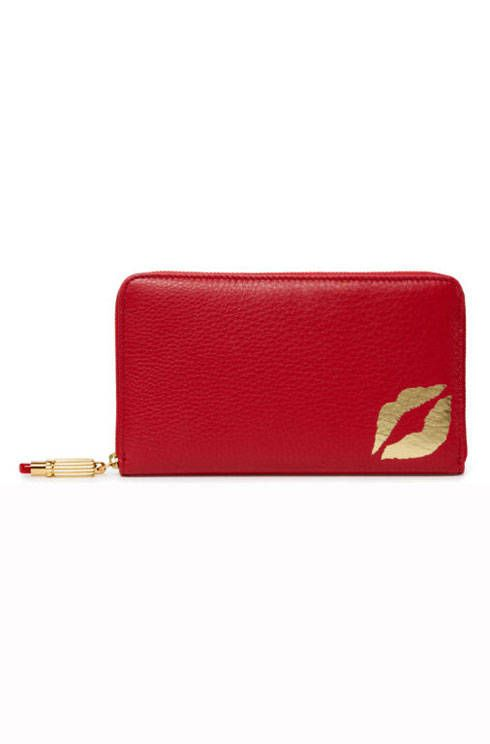 This Lulu Guinness purse is the perfect Saturday night piece