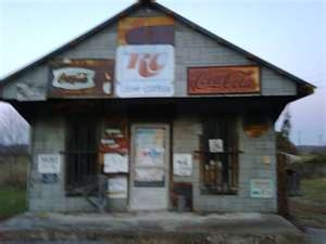 Somerset, KY - Old Grocery Store