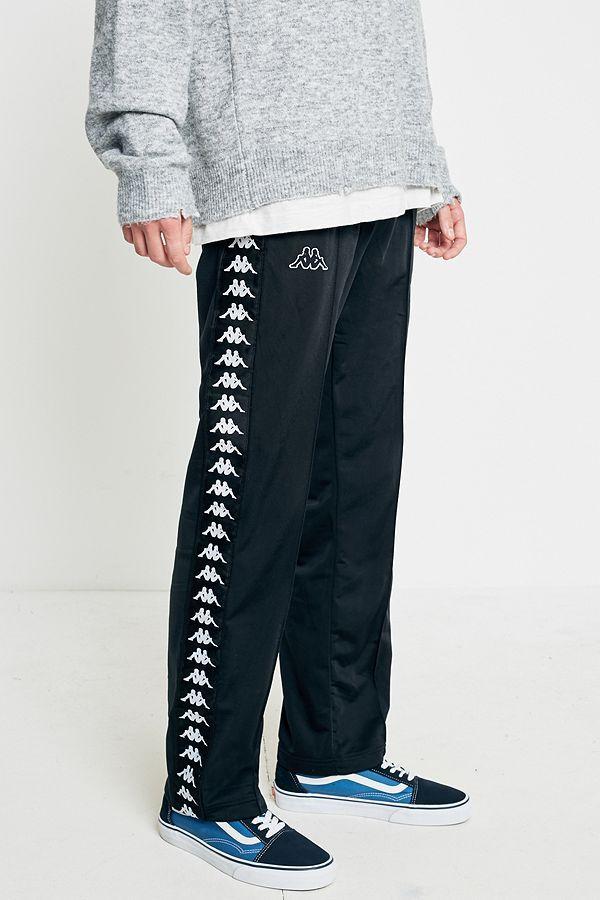 4eceef4d16 Kappa Astoria Black Logo Track Pants Follow @IllumiLondon for more  Streetwear Collections #IllumiLondon