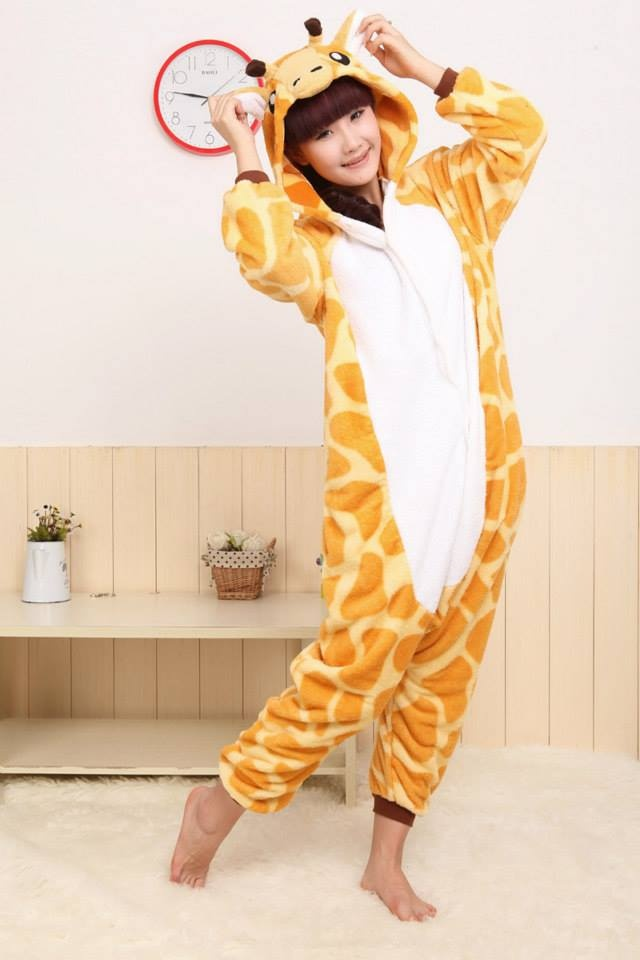 Shop: www.worldofglamoursa.com #Giraffe #Onesie