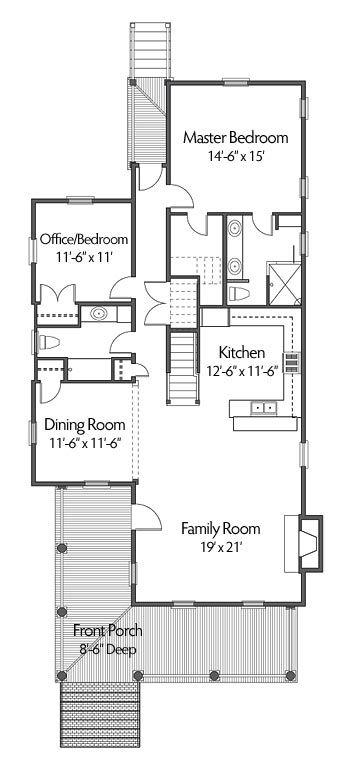 569 best home plans & adu\'s images on Pinterest | Architecture ...