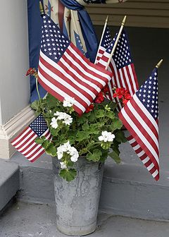 Flower Pot Flags