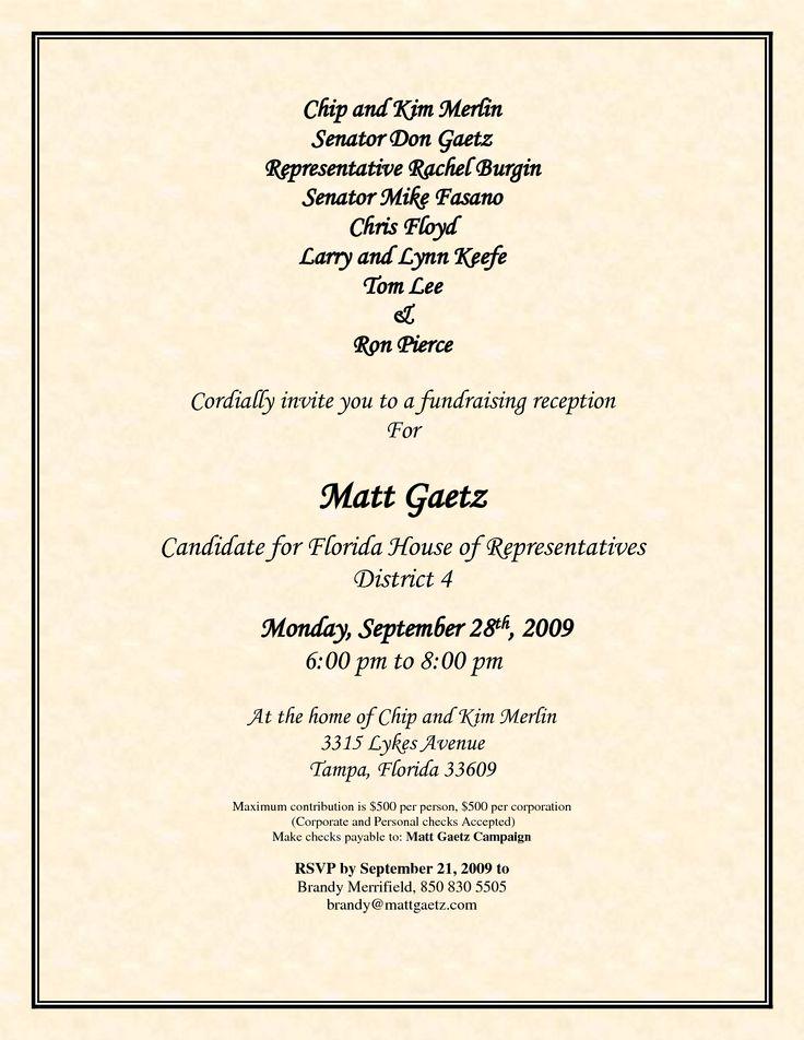 funeral fundraiser wording