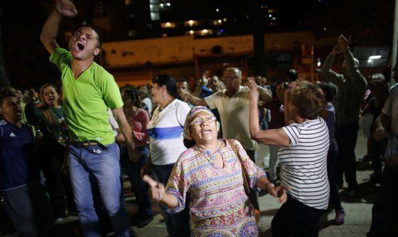 Elecciones Venezuela 2015: Venezuela da la espalda al chavismo | Internacional | EL PAÍS