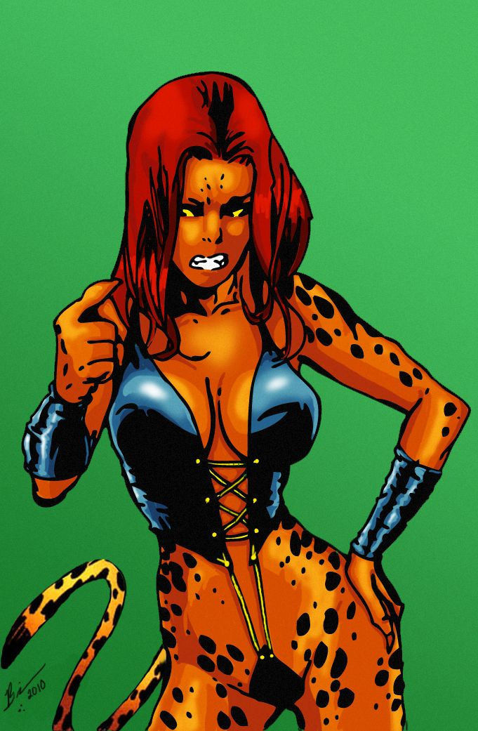 The Women Of Dc Comics Ink In Adam Withers S Dc Comics: 17 Best Images About MARVEL : Tigra (Greer Grant Nelson