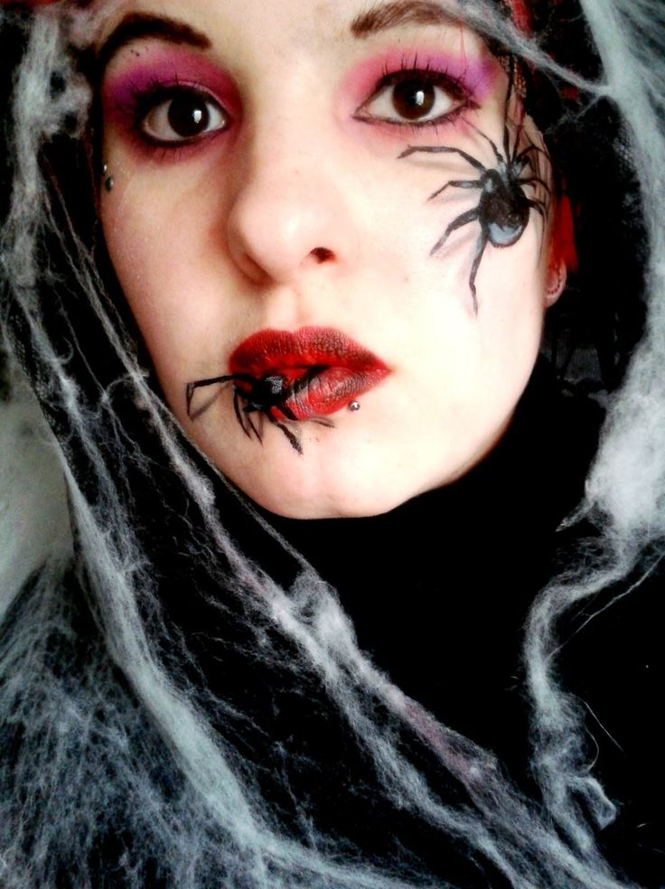 halloweenmakeup fxmakeup horrormakeup scarymakeup horror makeup https halloween makeup tutorialshalloween - Halloween Tutorials