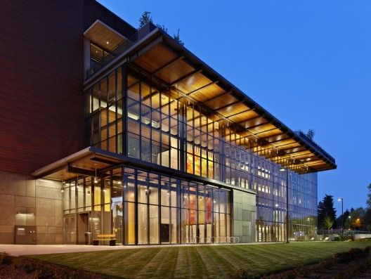 Vancouver Community Library by The Miller Hull Partnership