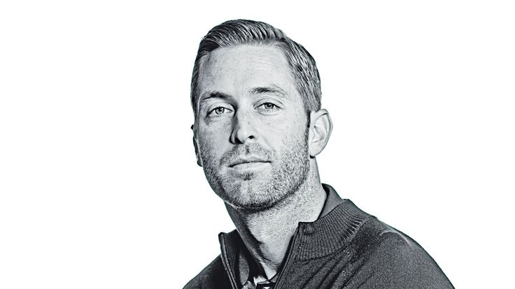 Generation Y's X's and O's THE METEORIC RISE OF TEXAS TECH'S KLIFF KINGSBURY, THE SECOND-YOUNGEST HEAD COACH IN THE COUNTRY AND PROBABLY THE MOST DASHING.