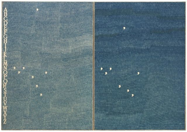 Alighiero e Boetti, 'Non Parto Non Resto,' 1981, CARDI GALLERY