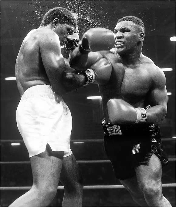Iron Mike Tyson. #boxing