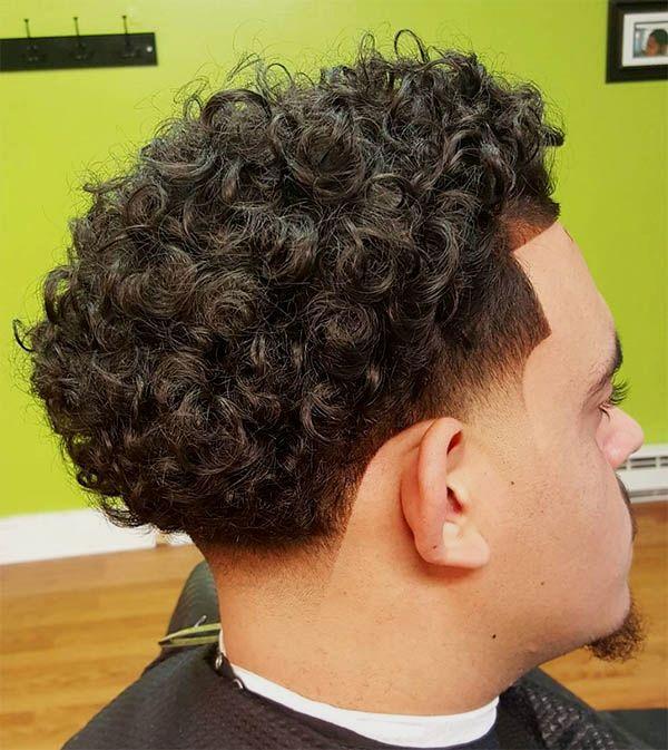 Curly Afro Cabelo Com Tranca Listras Para Cabelo Cabelo Americano