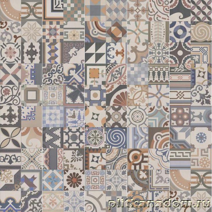 Realonda Ceramica Patchwork Напольная плитка 44x44
