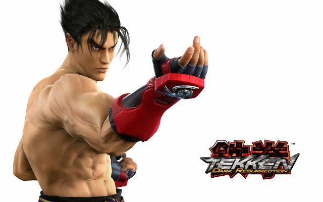 Tekken 5 Dark Resurrection psp iso Rom Free Download For PSP