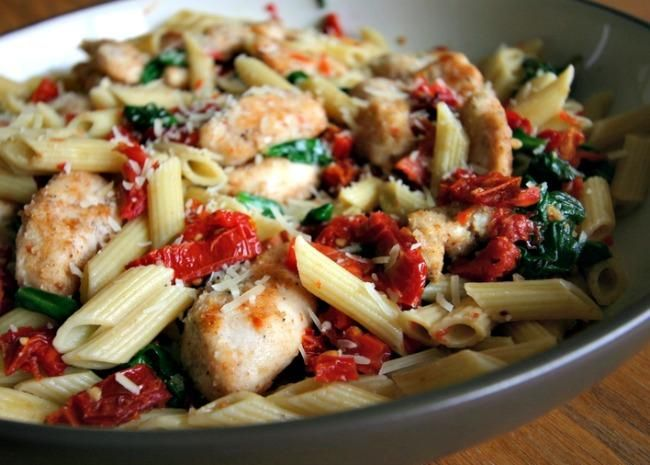 10 Skinny Pasta Recipes under 500 Calories