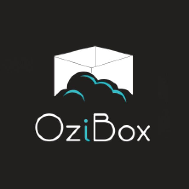 OziBox - 100 gb free