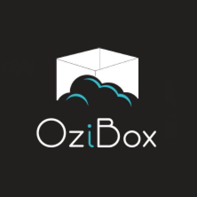 OziBox - 100 gb free