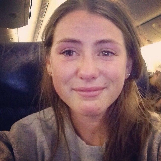 Yes, Instagram. That's right. Raise your hand if you have ever taken a selfie of yourself crying on a plane with strangers.  What's that you say? Well I'm proud and a little jealous because this? This selfie right here? THIS IS A TERRIBLE AND CRAZY THING TO DO. Professional travel blogger tip Number 1: Don't be the crazy selfie-girl that can't stop weeping. Sure it may ~feel~ like the only responsible and respectful way to break up in this day and age. But that's because you're 22 and…