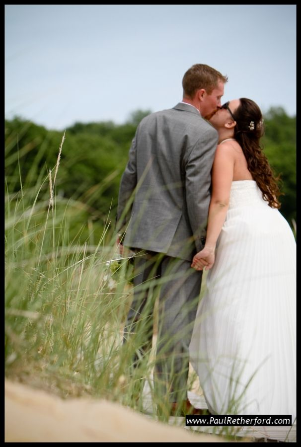 beach wedding south west uk%0A Elberta Historic Life Saving Station Wedding   West Michigan   Lake Michigan