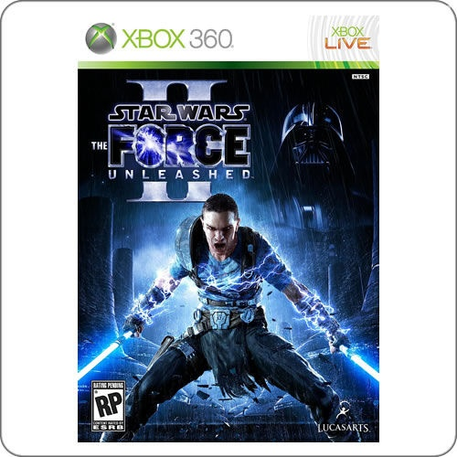 Xbox 360 Star Wars The Force Unleashed 2 R$84.90