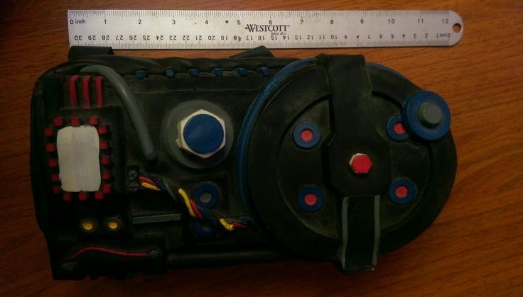 WOMENS/ TEEN GIRL GHOSTBUSTERS PROTON PACK BAG, FILM COSTUME #Unbranded #CompleteOutfit