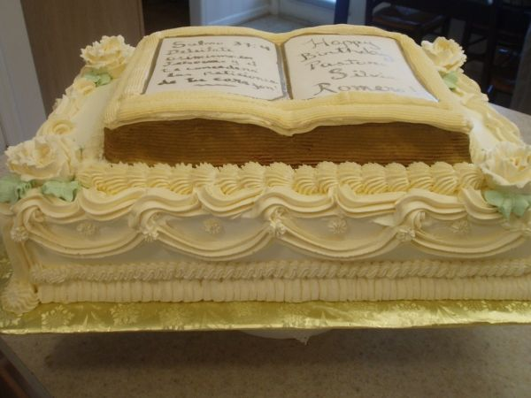 Image detail for -BIBLE CAKE by BETZAIDA on Cake Central