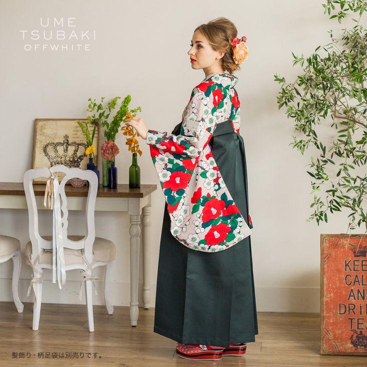 レトロかわいいレンタル袴