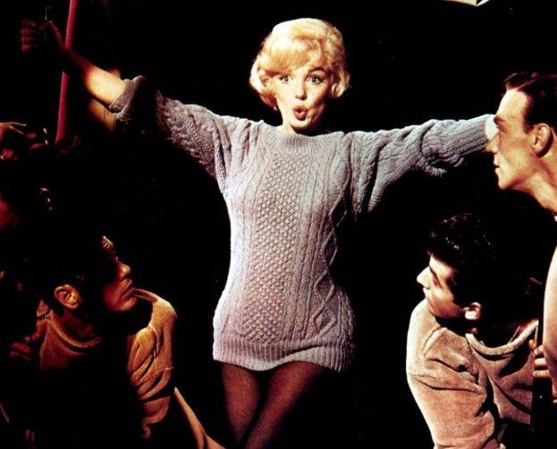 Ожерелье свитер Джеки Кеннеди и Мэрилин Монро, знаковых аксессуаров Жерар Darel (10 фото)