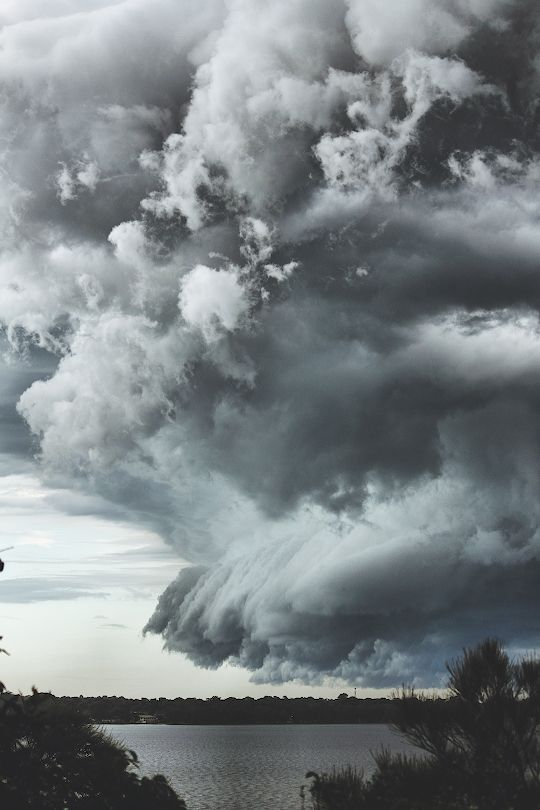 Death by Elocution — banshy: Storm Clouds // Wes Hooper