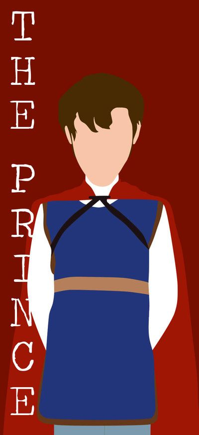 The Prince (Snow White and the Seven Dwarfs) by NMartin95 on deviantART
