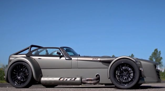 Check out this rad Lotus 7-based Donkervoort D8 GTO, brought to you in video form by the folks at Xcar.