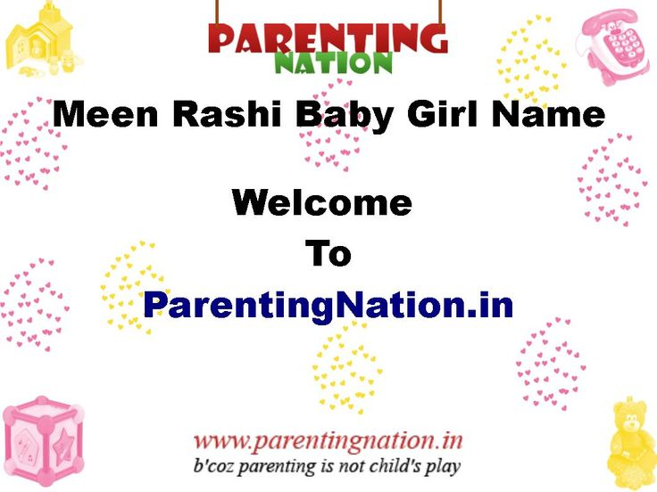 Welcome To Meen Rashi Baby Girl Names With Meanings Here You Can Find Large Collection Of Indian Meaning Brought By Parent
