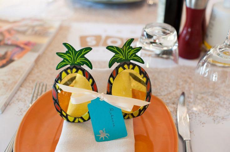 Pineapples for Rebecca!