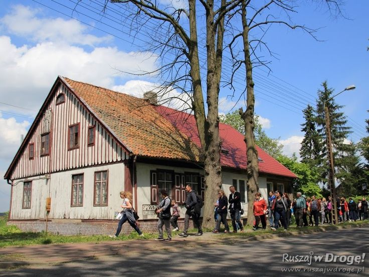 Zwiedzamy #Żuławy : wycieczka po gminie Miłoradz #Poland