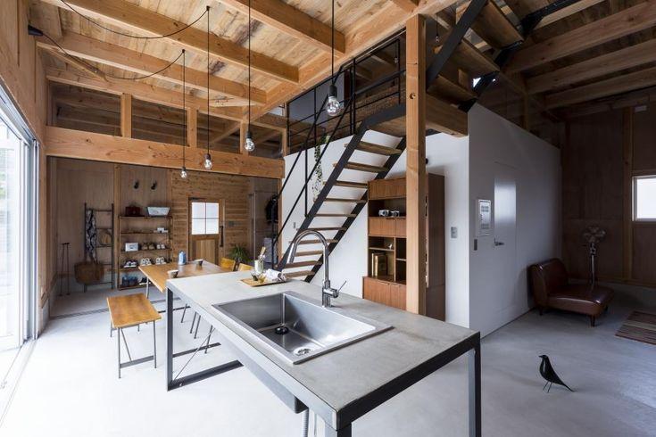 建築家:ALTS DESIGN OFFICE「石部の家」