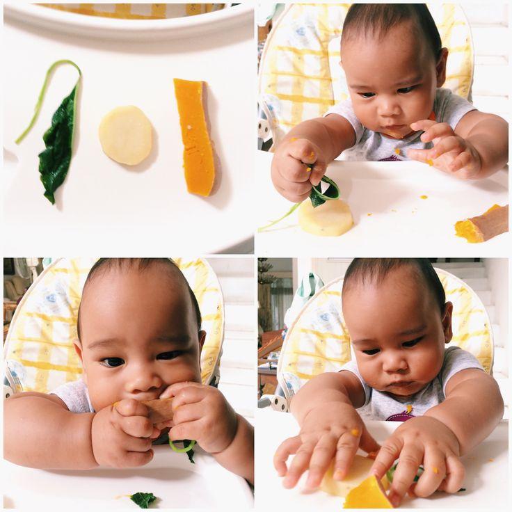 Day 4 #BLW #BabyLedWeaning #MPASI #6months
