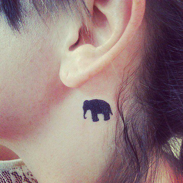 Small Tattoo Ideas and Inspiration | POPSUGAR Beauty