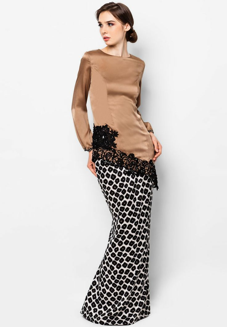Buy JLuxe Jachynta Luxe Baju Kurung | ZALORA Malaysia