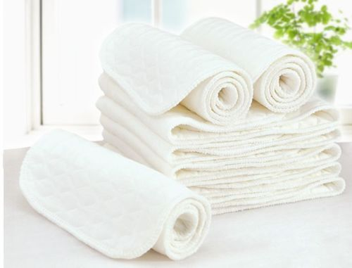 Babys-Inserts-Nappy-Liner-Thicken-Washable-Super-Absorbent-Cloth-Diaper-6-Layer