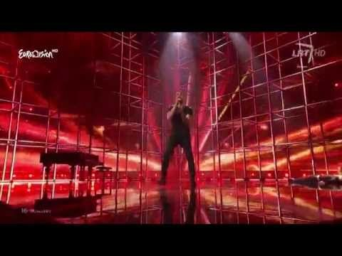 eurovision 2014 hungary flag